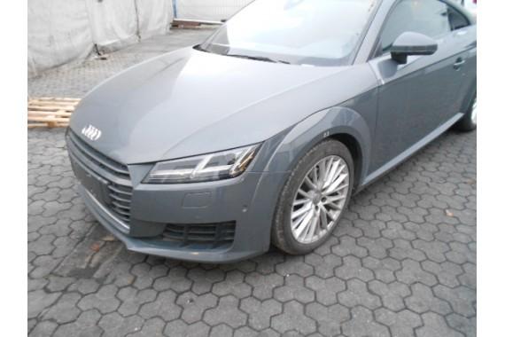AUDI TT DRZWI PRAWE STRONA PRAWA LX7M 8S 2015- Kolor: LX7M - szary (nano grey metallic)