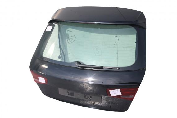 AUDI A3 LY9B 8V TYŁ ZDERZAK + KLAPA BAGAŻNIKA + LAMPY lampa tylny 8V 8V3 8V0 2013- Kolor: A2  LY9B - brylantowy czarny