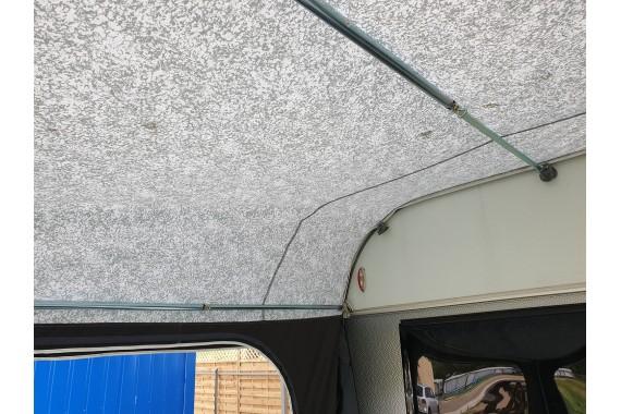 Tabbert Grande Puccini 655 DF 2013 Klima + przedsionek + podłoga Przyczepa kempingowa 655DF
