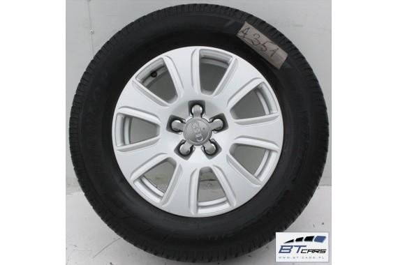 Audi Q3 Felgi 16 Koła Opony Zimowe Koło Felga 8u0601025 65j16h2 Et33