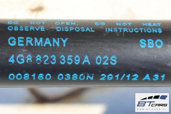 AUDI A6 A7 SIŁOWNIK TELESKOP AMORTYZATOR MASKI 4G8823359A 4G8 823 359 A przód przedni