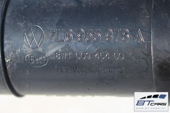 VW TOUAREG SPRYSKIWACZ POMPKA DYSZA ZDERZAK PRZÓD 7L6955978A 7L6807361 7L6 807 361 7L 7L6 955 978 A cylinder