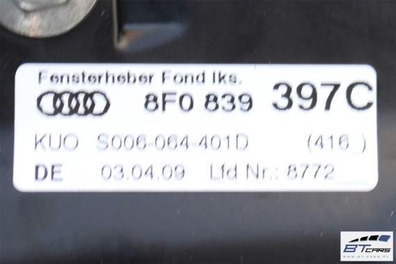 AUDI A5 CABRIO SZYBA BOCZNA 8F0845297 8F0845298  + MECHANIZM SZYBY 8F0839397C 8F0839398C  8F0839461 8F0839462