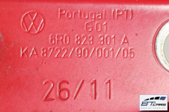 VW POLO ZAWIAS MASKI ZAWIASY 6R0823301A 6R0823302A 6R0 823 301 A 6R0 823 302 A 6R0823301B 6R0823302B