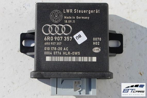 VW POLO THE BEETLE STEROWNIK ŚWIATEŁ 6R0 907 357 moduł doświetlania lamp  6R0 907 357