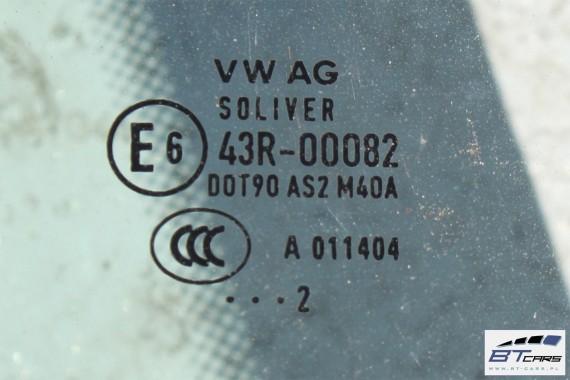 VW  GOLF VI 6 AUDI A3 CABRIO SZYBA TYŁ + MECHANIZM 8P7839397E 8P7 839 397 E 8P7839398E
