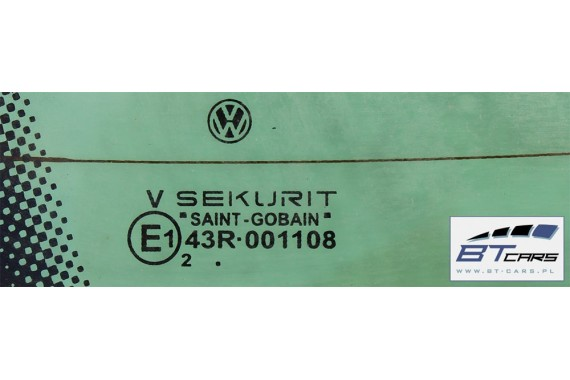 VW PASSAT B5 GP SEDAN SZYBA TYLNA TYŁ 3B5845051J 2002 oryginalna 3B5 845 051 J