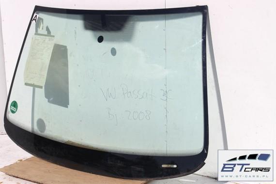 VW PASSAT B6 SZYBA PRZEDNIA CZOŁOWA 3C0845011BN 3C0845011BT PRZÓD grzana podgrzewana 2007 3C0 845 011 BN 3C0 845 011 BT