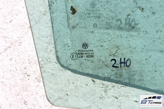 VW AMAROK SZYBA DRZWI DRZWIOWA PRZEDNIA PRAWA PRZÓD 2011 2H0845202 2H0 845 202