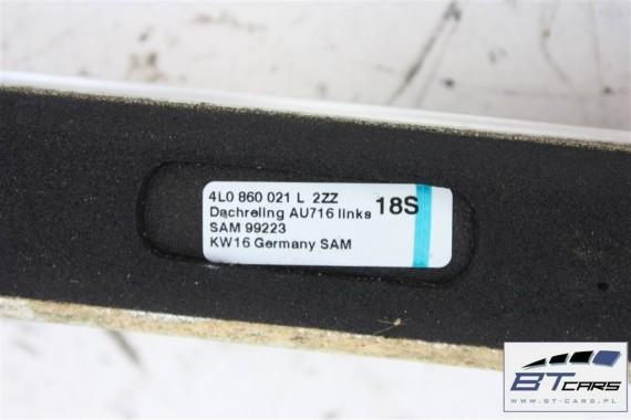 AUDI Q7 RELINGI DACHOWE 4L0860021L 4L0860022L reling 2 sztuki 2ZZ - chrom 4L0 860 021 L 4L0 860 022 L 4L 4L0860021Q 4L0860022Q