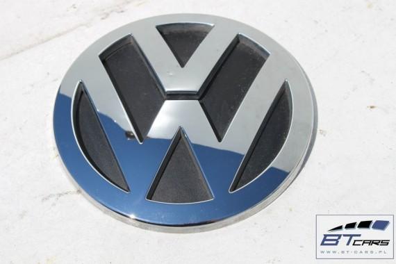 VW TOUAREG ZNACZEK EMBLEMAT KLAPY TYŁ 7L6853630A 7L6 853 630 A 7L