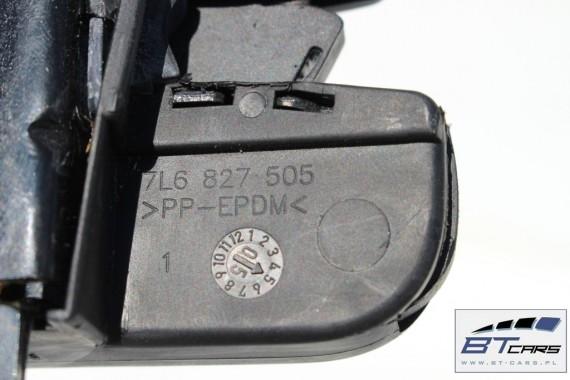 VW TOUAREG ZAMEK KLAPY TYLNEJ TYŁ 7L6827505 7L