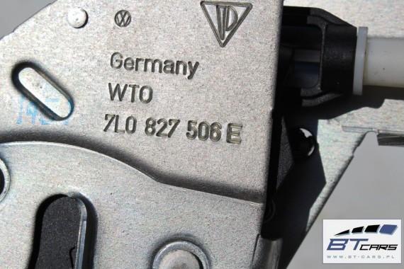 VW TOUAREG ZAMEK SZYBY KLAPY TYLNEJ 7L0827506E 7L