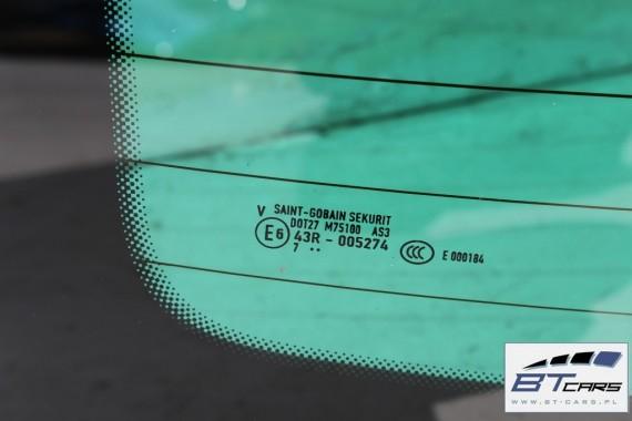 VW TOUAREG SZYBA KLAPY TYLNEJ TYLNA TYŁ 7L6845211 7L6 845 211 2007 bagażnika 7L FL LIFT E6