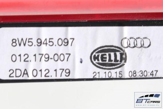 AUDI A4 SEDAN LAMPA ŚWIATŁO STOP 8W5945097 8W 15-