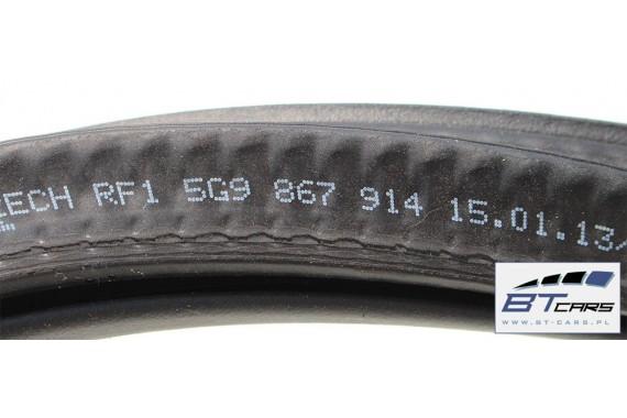 VW GOLF 7 USZCZELKA DRZWI KLAPY USZCZELKI 5G9867913 5G4867911 5G4867912 5G9867914 5G9827705