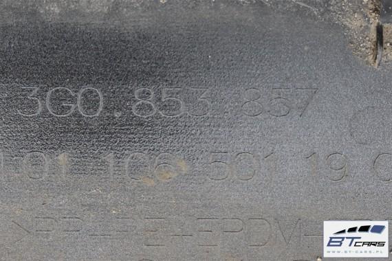 VW PASSAT B8 LISTWA PROGOWA 3G0853857 3G0853858 3G0 853 857 3G0 853 858 LB8R - brązowy (black oak brown metallic)