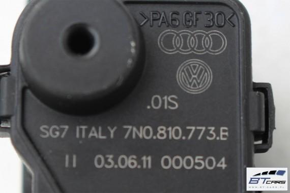 VW SEAT SILNIK KLAPKI WLEWU PALIWA 7N0810773B 7N0 810 773 B SILNICZEK 7N0810773C 7N0810773D siłownik
