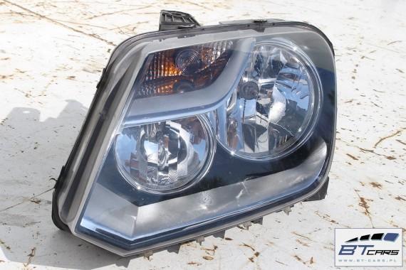 VW AMAROK LAMPA PRZEDNIA LEWA PRZÓD 2H 2H1941015 2H1 941 015 EUROPA