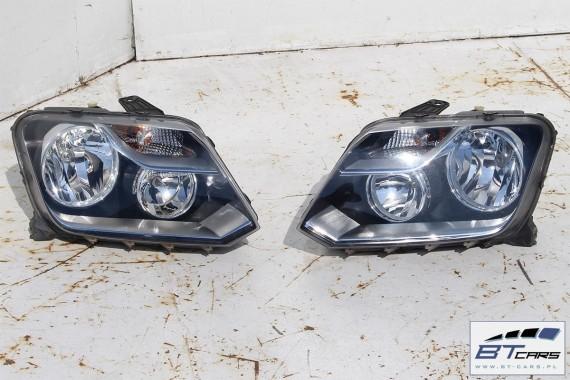 VW AMAROK LAMPA PRZEDNIA LEWA PRZÓD ANGLIK 2H 2H2941015 2H2 941 015