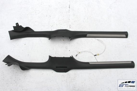 VW GOLF 7 GTi LISTWA PROGOWA LED 5G4853369 5G4853370 LISTWY PROGOWE podświetlane