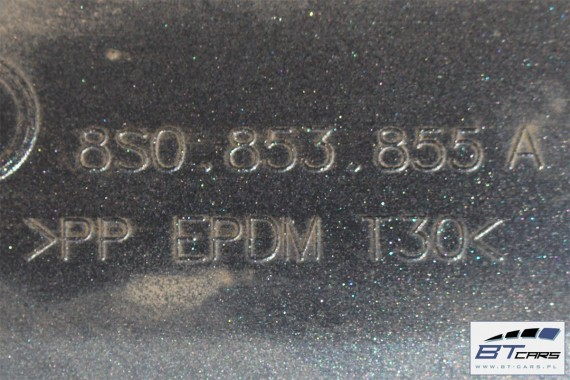 AUDI TT LISTWA PROGOWA S-LINE 8S0853855A 8S0853856A 8S0 853 855 A 8S0 853 856 A 8S próg
