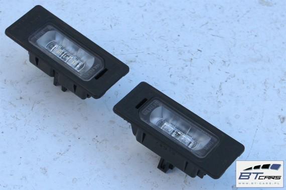 AUDI A7 LAMPKA LED OŚWIETLENIE REJESTRACJI 4G0943021 4G0 943 021 LIFT FL TYLNEJ TABLICY REJESTRACYJNEJ