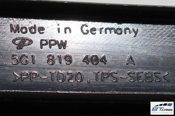 VW GOLF 7 VII PODSZYBIE 5G1819403A 5G1 819 403 A 5G1819404A 5G1 819 404 A 2013-