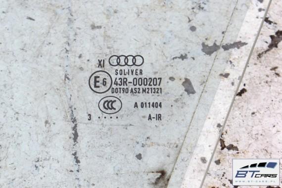 AUDI A6 KOMBI SZYBA DRZWI 4G9845025A 4G AVANT TYŁ TYLNA C7 4G9 845 025 A 4G9 845 025 A boczna drzwioa 2013 E6 AS2