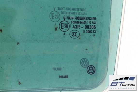 VW TOUAREG TYLNA SZYBA DRZWI STRONA LEWA TYŁ 7P0845025 7P 7P0 845 025 2009