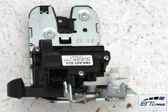 VW PASSAT B8 SEDAN ZAMEK KLAPY BAGAŻNIKA 3G0827503 3G0 827 503