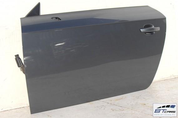 AUDI TT DRZWI LEWE STRONA LEWA LX7R 8S 2015- Kolor: LX7R - szary (monsungrau)