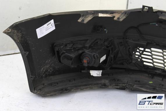VW POLO PRZÓD 6R LC9X maska błotniki zderzak pas przedni lampy wzmocnienie błotnik lampa 6R Kolor: głęboka czerń 6R0