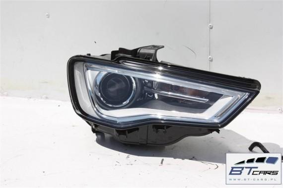 AUDI A3 LAMPA LAMPY PRZOD XENON LED 8V0 2013- ledy