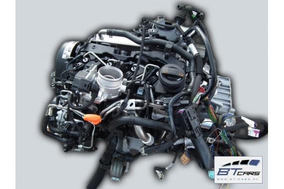 VW T5 T6 SILNIK CAA CAAC 2.0 TDi diesel 103 Kw 140 Km 7H 7H0 2010- TRANSPORTER przebieg 10 kilometrów