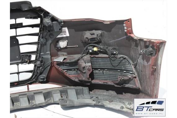 AUDI A3 KOMPLETNY PRZOD maska błotniki zderzak pas przedni lampy wzmocnienie błotnik lampa 8V0 8V Kolor LY3M Vulkanrot Czerwony