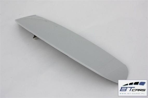 AUDI Q3 SPOJLER KLAPY TYLNEJ bagażnika 8U0827933F KLAPA TYŁ 8U kolor - LS9R ( śnieżnobiała perła ) 8U0 827 933 F
