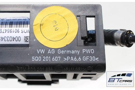 AUDI A3 POMPA PALIWA dodatkowa 5Q0 201 607 / 5Q0201607 5Q0201607J 8V0
