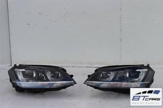 VW GOLF 7 VII LAMPA PRZEDNIA PRZÓD LAMPY 5G 5Q 13-