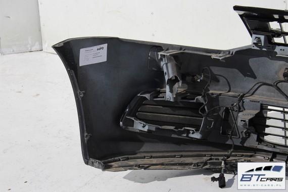 VW POLO PRZÓD GT 6R LC9X maska błotniki zderzak pas przedni lampy wzmocnienie błotnik lampa 6R Kolor głęboka czerń 6R0 KOMPLETNY