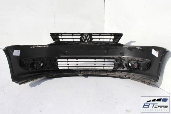 VW POLO PRZÓD L041 6R maska błotniki zderzak pas przedni lampy lampa błotnik 6R Kolor: L041 - czarny 6R0 Anglik