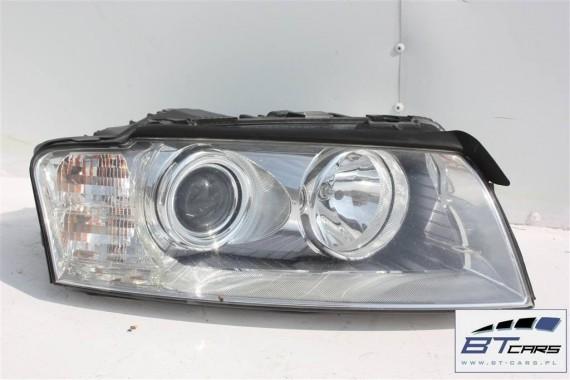 AUDI A8 LAMPA PRAWA PRZEDNIA PRZÓD 4E0 2003-06 D3 4E
