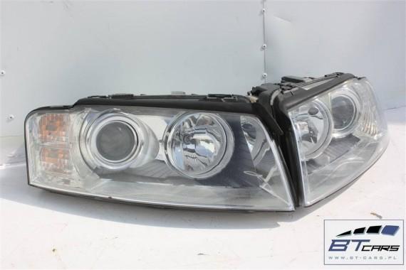 AUDI A8 LAMPA LEWA PRZEDNIA PRZOD xenon 4E0 4E D3 2003-2006