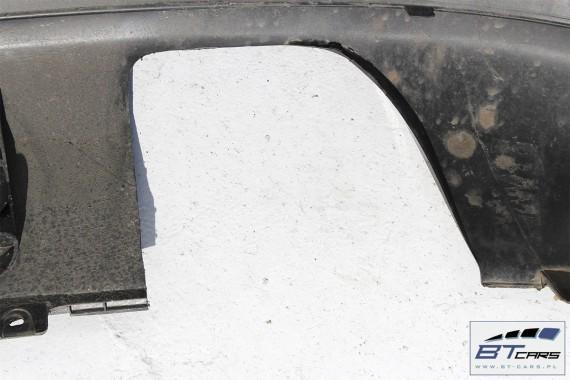 VW POLO TYŁ ZDERZAK + KLAPA BAGAŻNIKA  6R tylny 6R0 PDC Kolor: LC9X - głęboka czerń lampa