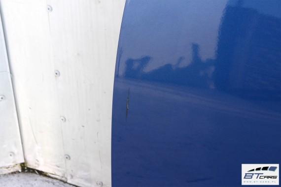 AUDI TT DRZWI LEWE STRONA LEWA // 8S 2015- Kolor: LY5Q - niebieski (sepangblau)