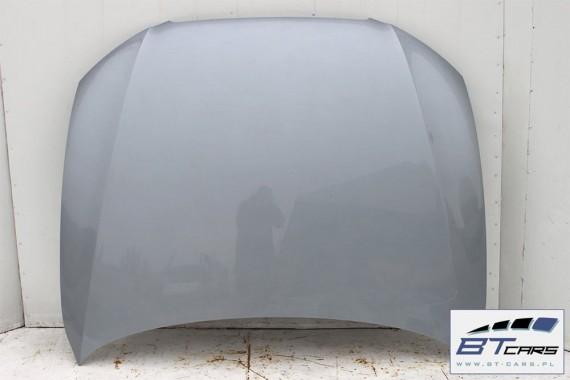 AUDI A5 CABRIO PRZÓD maska błotniki zderzak pas przedni wzmocnienie błotnik Kolor: U7 LX7V - monzasilber metallic 8F