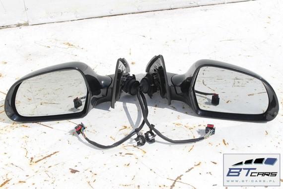 AUDI Q3 LUSTERKO ZEWNĘTRZNE DRZWI LEWE 10 PIN LZ9Y pinów kabli przewodów 8U 10pin Kolor: LZ9Y - czarny phantom