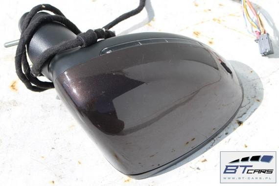 AUDI A1 LUSTERKO ZEWNĘTRZNE DRZWI LEWE 8 PIN 8X LZ8W - brązowy (teakbraun) 8X4 pinów kabli przewodów