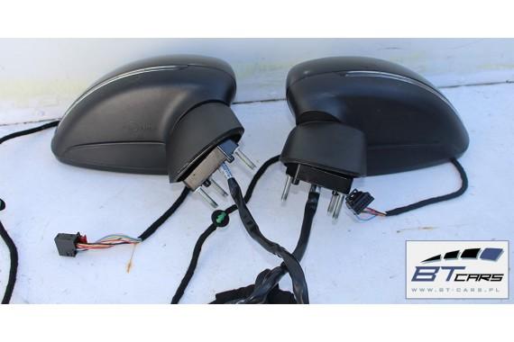 AUDI A1 LUSTERKO ZEWNĘTRZNE DRZWI LEWE 8 pin 8X0 zewnętrzne pinów kabli przewodów