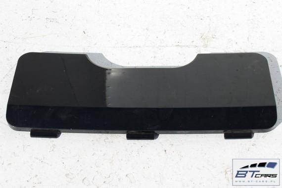 VW POLO TYŁ ZDERZAK + KLAPA BAGAŻNIKA 6R tylny 6R0 PDC Kolor: LC9X - głęboka czerń